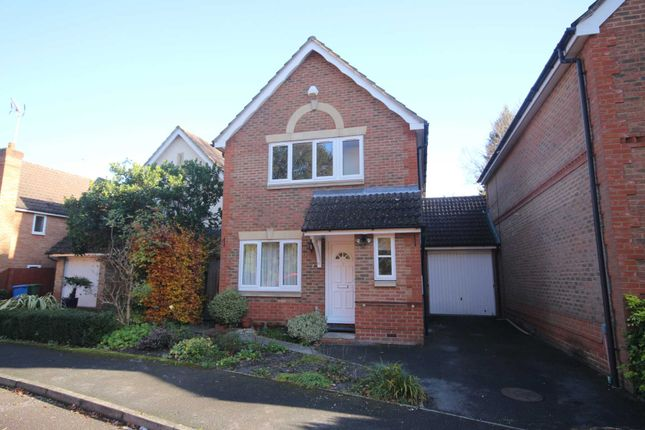 Thumbnail Detached house to rent in Friendship Way, Bracknell