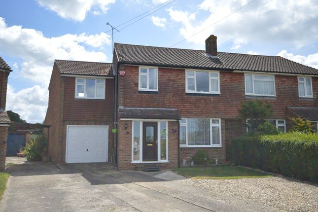 Semi-detached house for sale in Chaucer Close, Canterbury, Kent