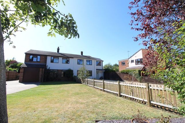 Thumbnail Property to rent in Winslow Road, Wingrave, Aylesbury