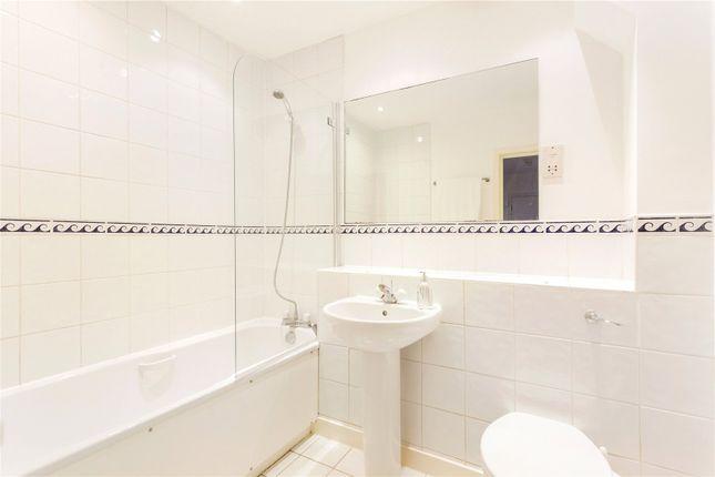 Shower Room of Chenies Mews, Fitzrovia, London WC1E