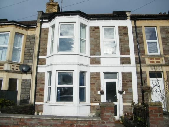 Thumbnail Terraced house for sale in Bloomfield Road, Bristol, Somerset