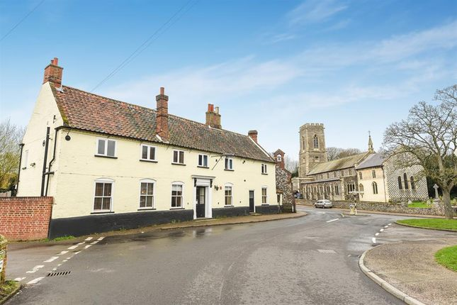 Thumbnail Property for sale in Back Street, Horsham St. Faith, Norwich