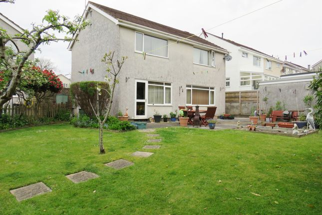Thumbnail Detached house for sale in Buddle Close, Ivybridge