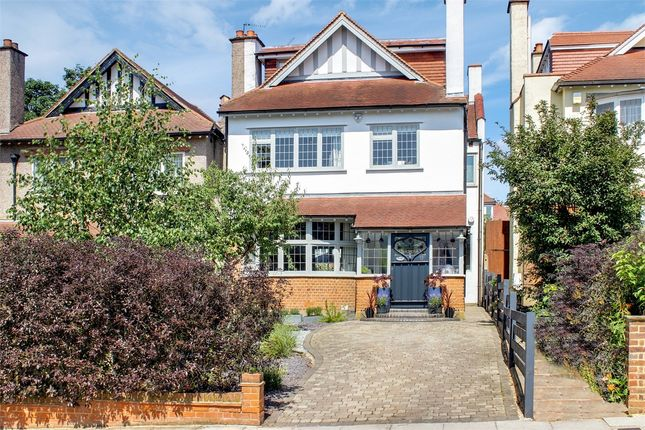 Thumbnail End terrace house for sale in The Avenue, Muswell Hill, London