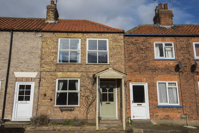 Thumbnail Terraced house for sale in Stockwell Lane, Brandesburton, Driffield