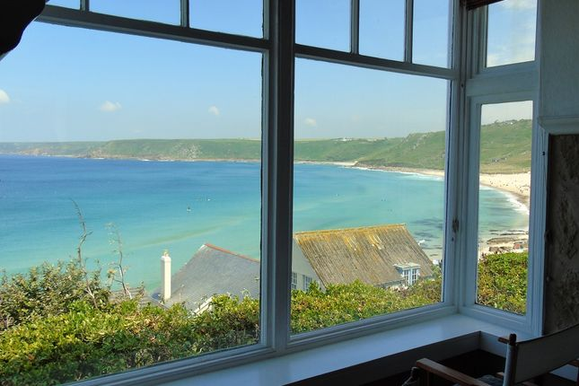 Thumbnail Detached house for sale in Sennen Cove, Sennen Cove, Sennen, Cornwall.