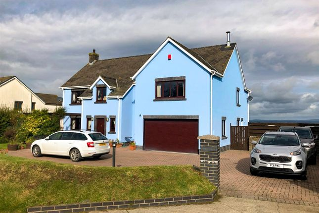 5 bed detached house for sale in Ashdale Lane, Llangwm, Haverfordwest SA62