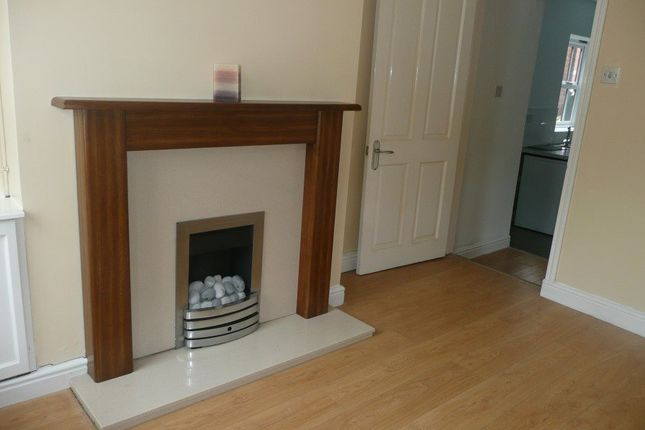Thumbnail End terrace house to rent in High Street, Measham, Swadlincote