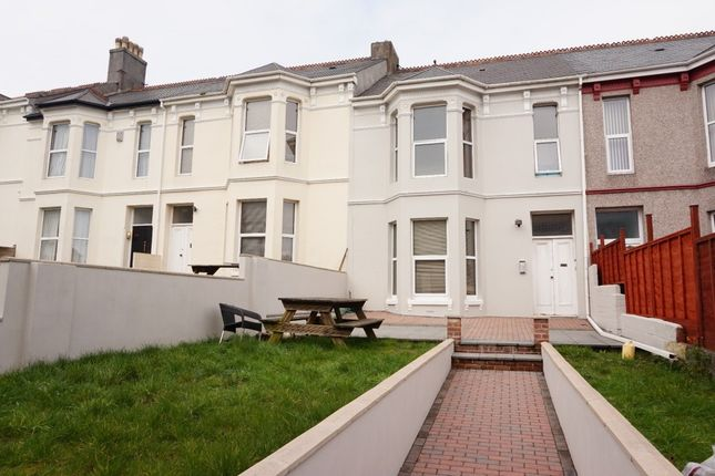Thumbnail Terraced house to rent in Lisson Grove, Mutley, Plymouth