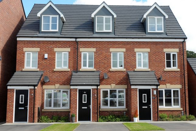 "3 bedroom terraced house for sale in ""The Souter"" at Old Water Lane, Mansfield"
