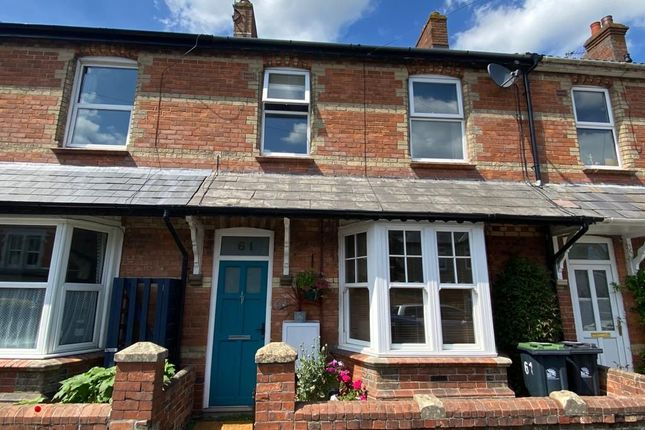 Thumbnail Terraced house for sale in Monmouth Road, Dorchester