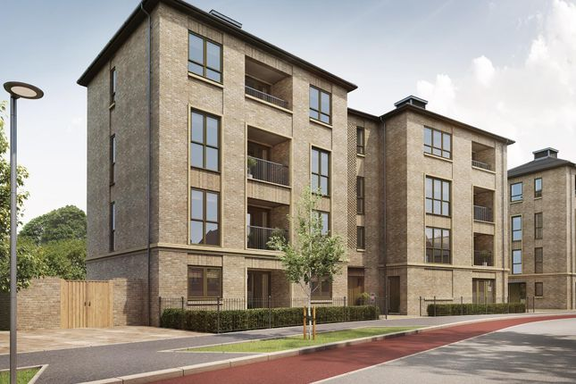 "Thumbnail Flat for sale in ""Wedgewood"" at Huntingdon Road, Cambridge"