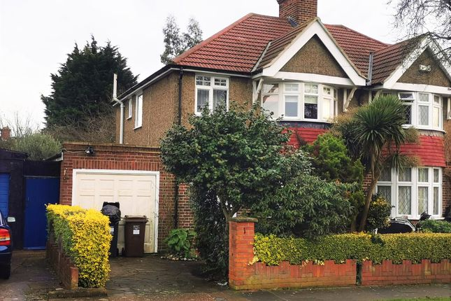 Semi-detached house for sale in Blossom Waye, Heston, Hounslow