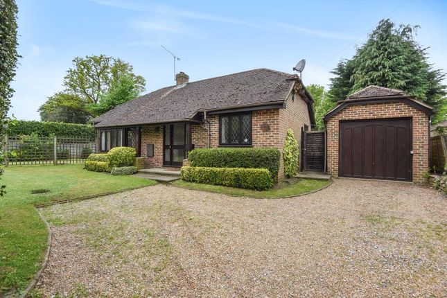 Thumbnail Detached bungalow to rent in Bowling Green Road, Chobham