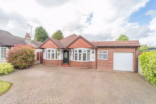 Thumbnail Detached bungalow for sale in Rowan Crescent, Bradmore, Wolverhampton
