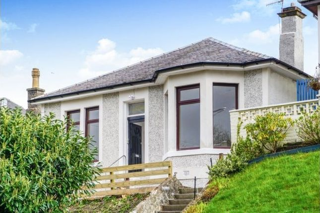 Thumbnail Detached bungalow for sale in Kilmacolm Road, Greenock