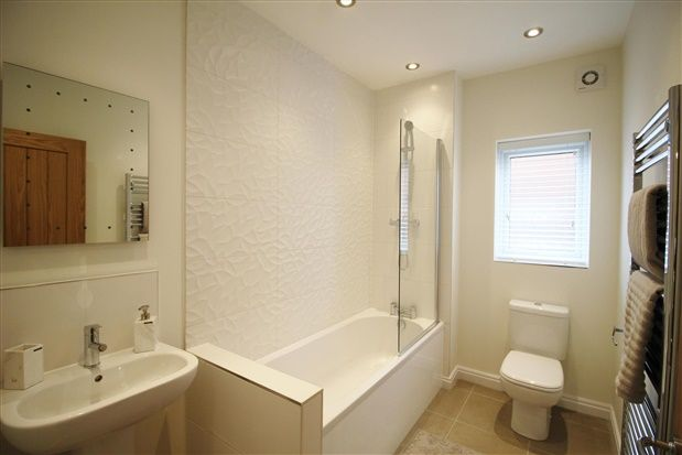 Bathroom of Scarth Hill Lane, Ormskirk L39