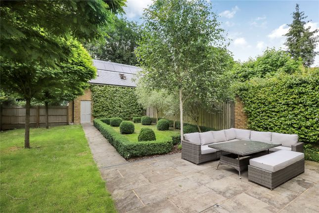 Thumbnail Semi-detached house for sale in Oliver Mews, 116 Christchurch Road, Winchester, Hampshire