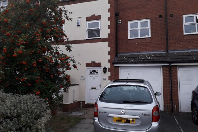 Thumbnail Town house to rent in Coopers Gate, Banbury, Oxon