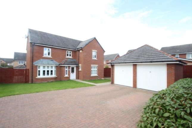 Thumbnail Detached house for sale in Sundrum Court, Airdrie, North Lanarkshire