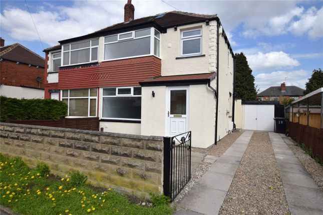 Thumbnail Semi-detached house for sale in Waincliffe Drive, Leeds, West Yorkshire