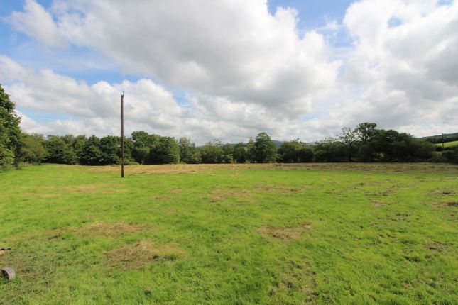 Commercial property for sale in Coxhead, Llanddewi Brefi, Tregaron