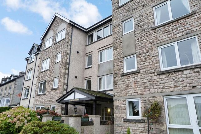 Thumbnail Flat for sale in Grayrigge Court, Grange-Over-Sands