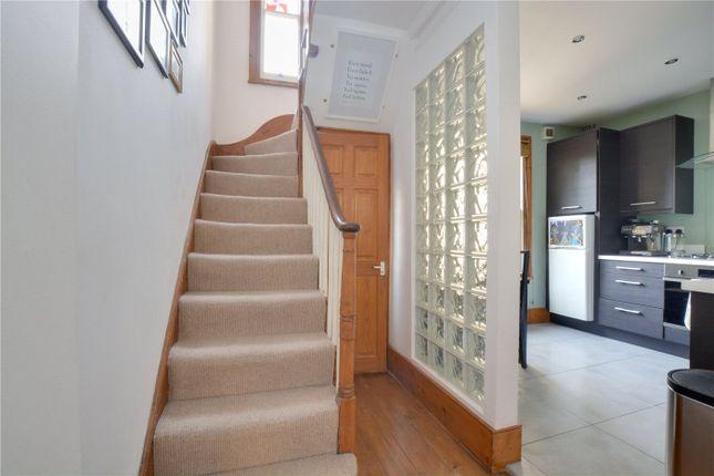 Hallway of Burgos Grove, Greenwich, London SE10
