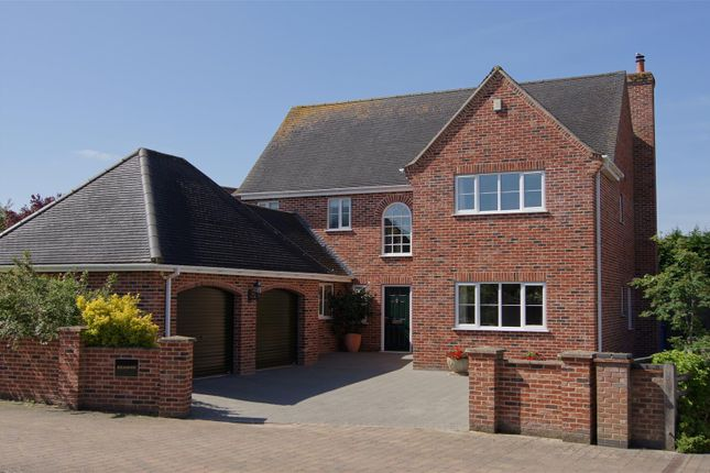 Thumbnail Detached house for sale in Hopton Road, Barningham, Bury St. Edmunds