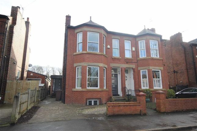Thumbnail Semi-detached house for sale in Pine Grove, Eccles, Manchester
