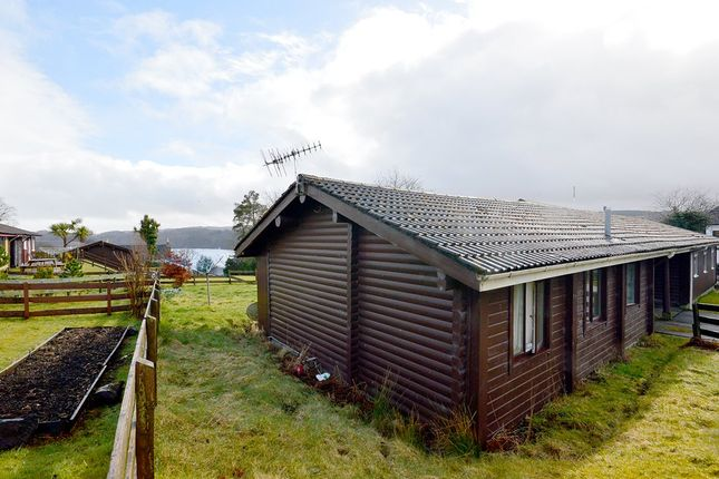 Thumbnail Property for sale in Carna, 2 Island Cabins, Tobermory