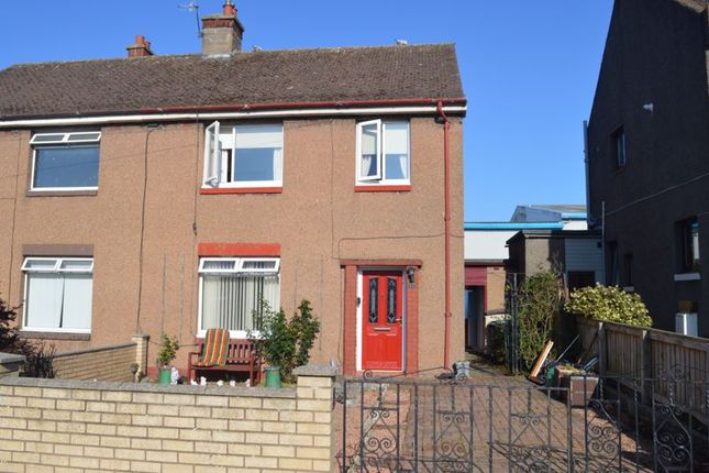 Thumbnail Semi-detached house for sale in 24 Dean Drive, Tweedmouth, Berwick-Upon-Tweed