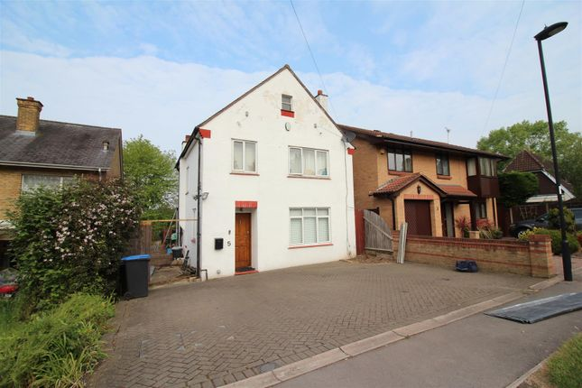 Thumbnail Detached house to rent in Old Park View, Enfield