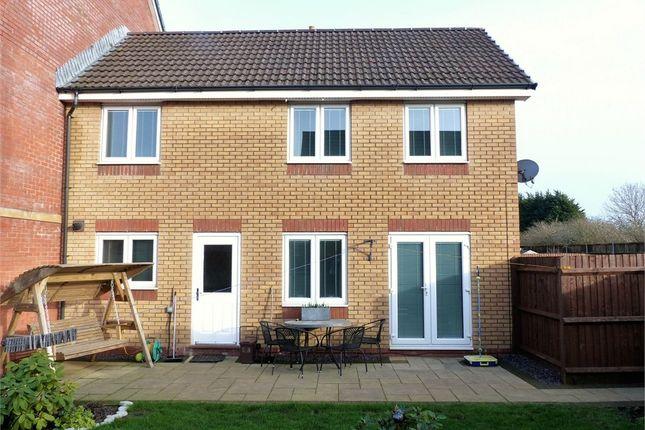 Thumbnail Terraced house for sale in Longacres, Brackla, Bridgend, Mid Glamorgan