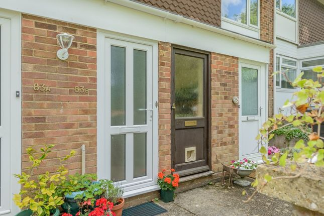 Thumbnail Maisonette for sale in Cockerell Close, Wimborne, Poole
