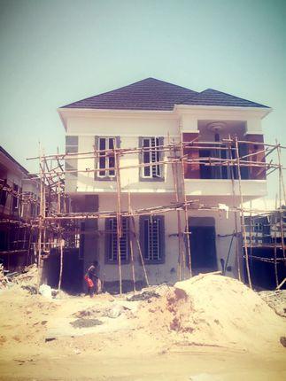Thumbnail Semi-detached house for sale in 4 Bedroom Semi Detached Duplex In Lekki Lagos, Osapa London, Lekki Lagos, Nigeria