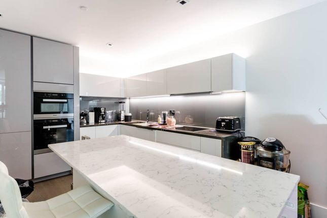 2 bed flat for sale in Radnor Terrace, Kensington