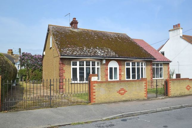 Thumbnail Property to rent in The Crescent, Minster On Sea, Sheerness