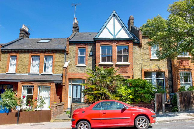 Thumbnail Terraced house to rent in Gladwell Road, London