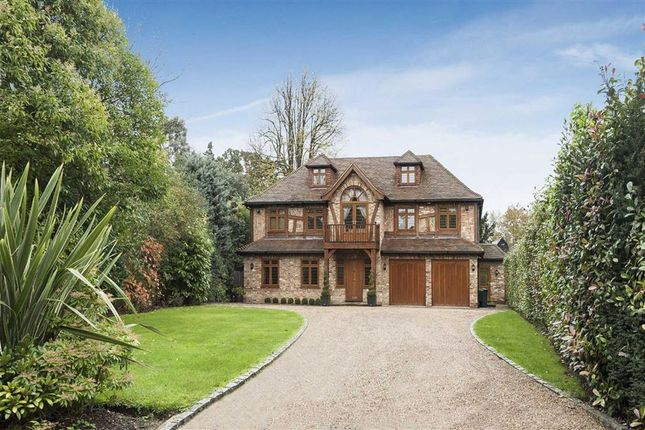 Thumbnail Detached house to rent in Crown Close, London