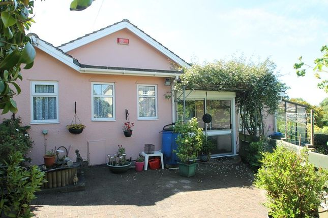 Thumbnail Detached bungalow for sale in Normandy Hill, Plymouth