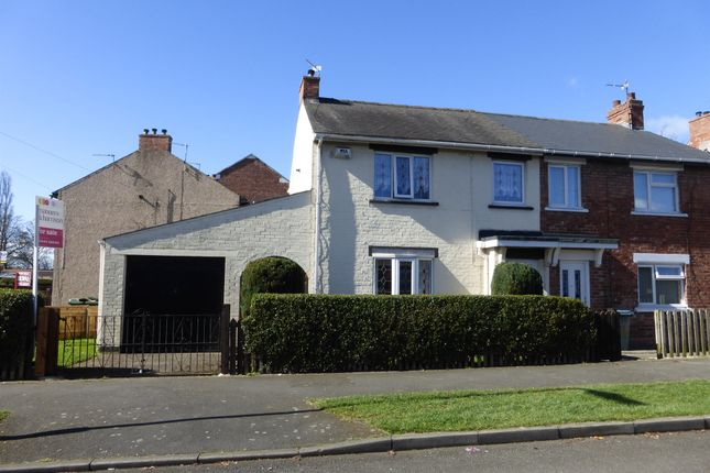 Thumbnail Semi-detached house for sale in Greta Road, Norton, Stockton-On-Tees