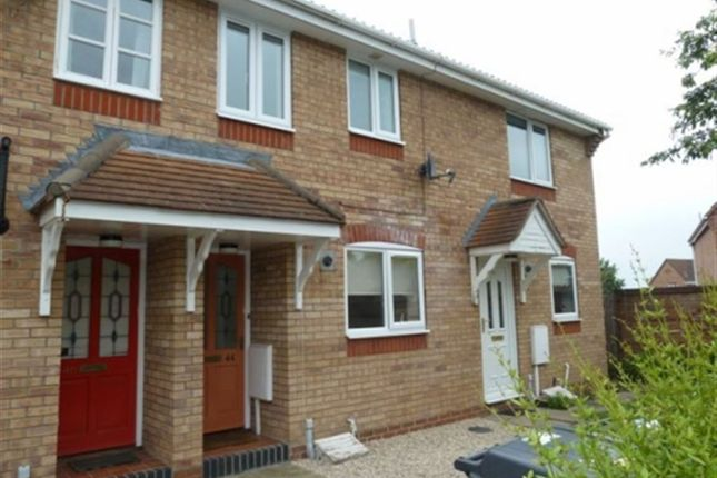 Thumbnail Property to rent in Linnet Way, Sleaford, Lincs