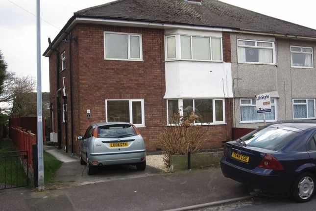 Thumbnail Flat to rent in Cranbourne Road, Patchway, Bristol