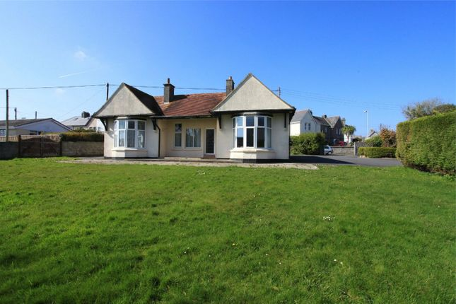 Thumbnail Detached bungalow for sale in 74 Slades Road, St Austell, Cornwall