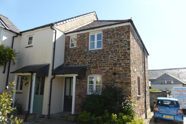 Terraced house for sale in Glynn Mews, South Street, Lostwithiel