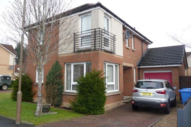 Thumbnail Detached house to rent in Bankton Avenue, Murieston, Livingston