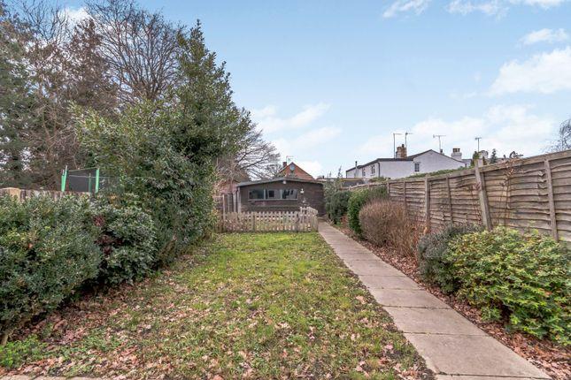 Garden of Kings Head Lane, Byfleet, West Byfleet KT14