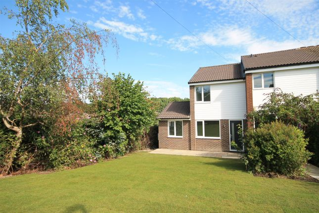 Thumbnail End terrace house to rent in Chaucer Green, Harrogate