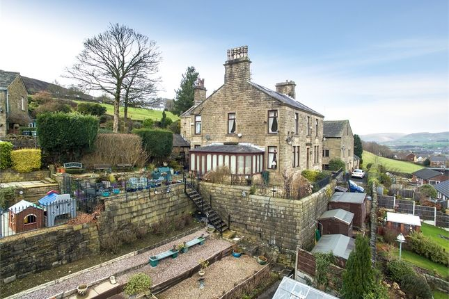 Thumbnail Semi-detached house for sale in Lumb Carr Road, Holcombe, Bury, Lancashire